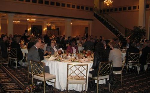 Speakers Table