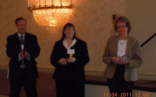 Steve McElhiney, Heidi-Marie Weeast, & Debbie Bulick