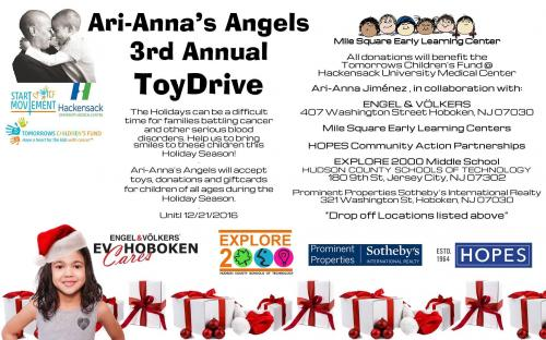 Toy Drive Beneficiary